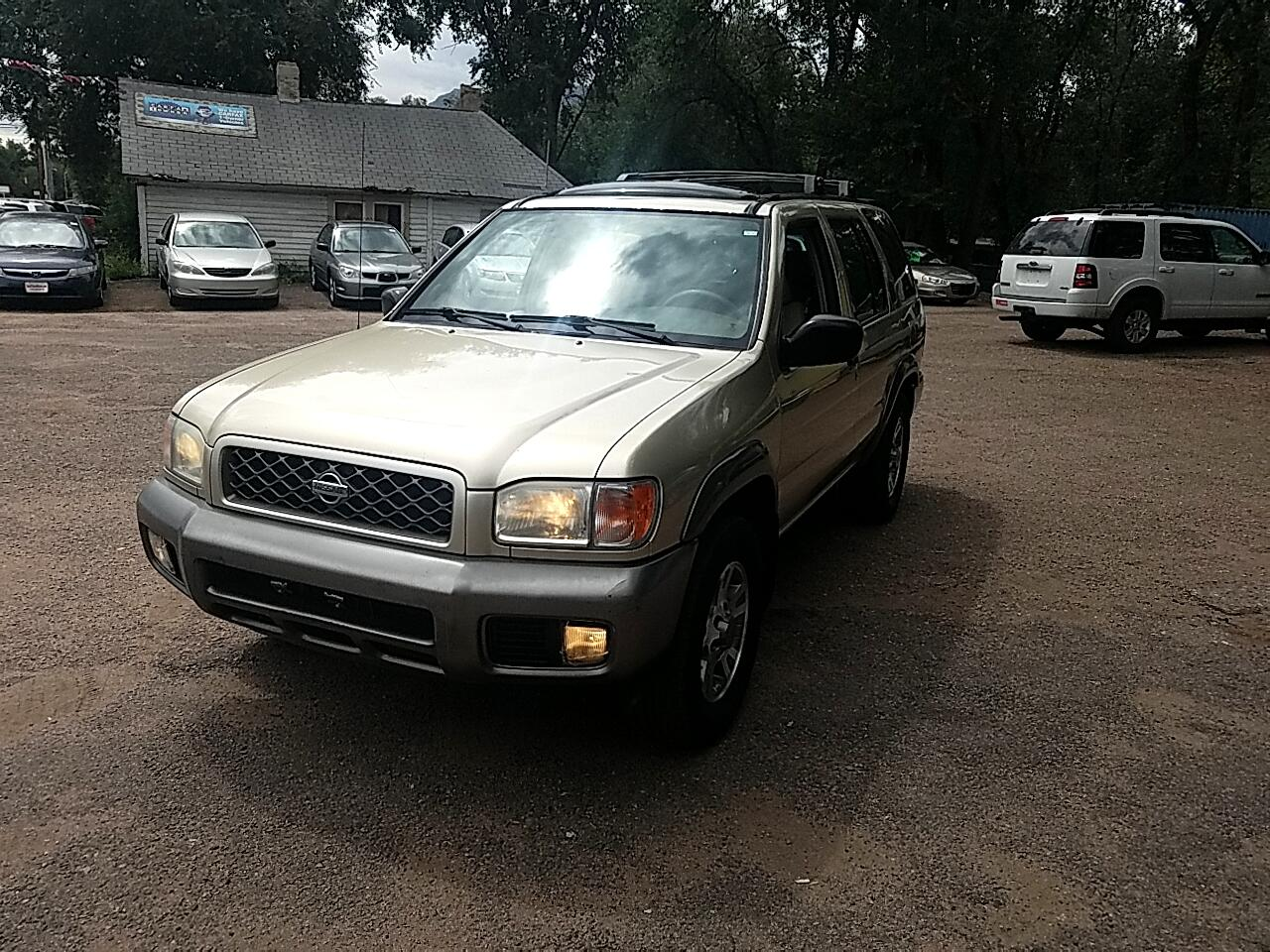 Used 2001 Nissan Pathfinder For Sale In Colorado Springs, CO 80903 South  Tejon Motors