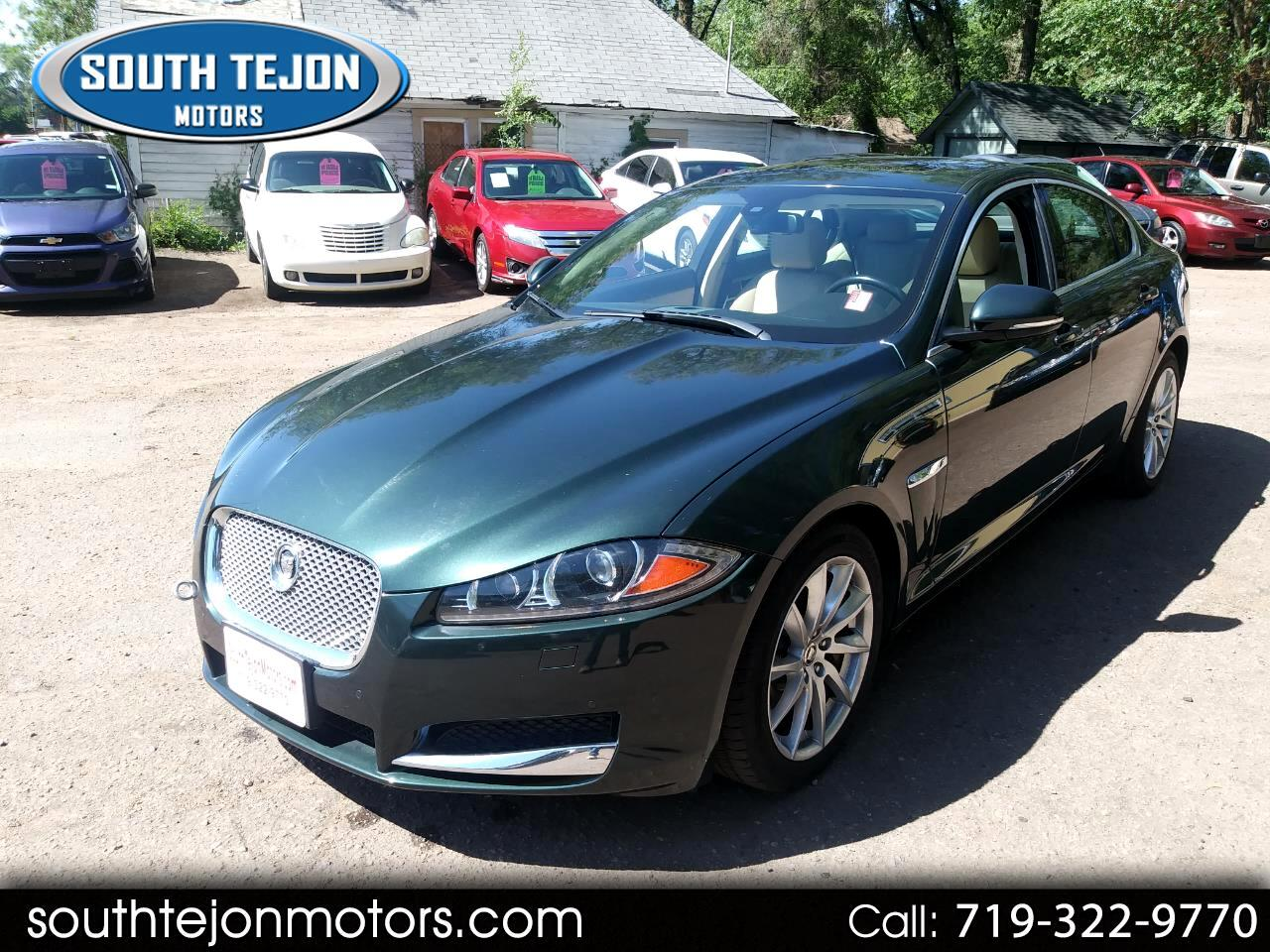 Jaguar XF-Series XF 2012