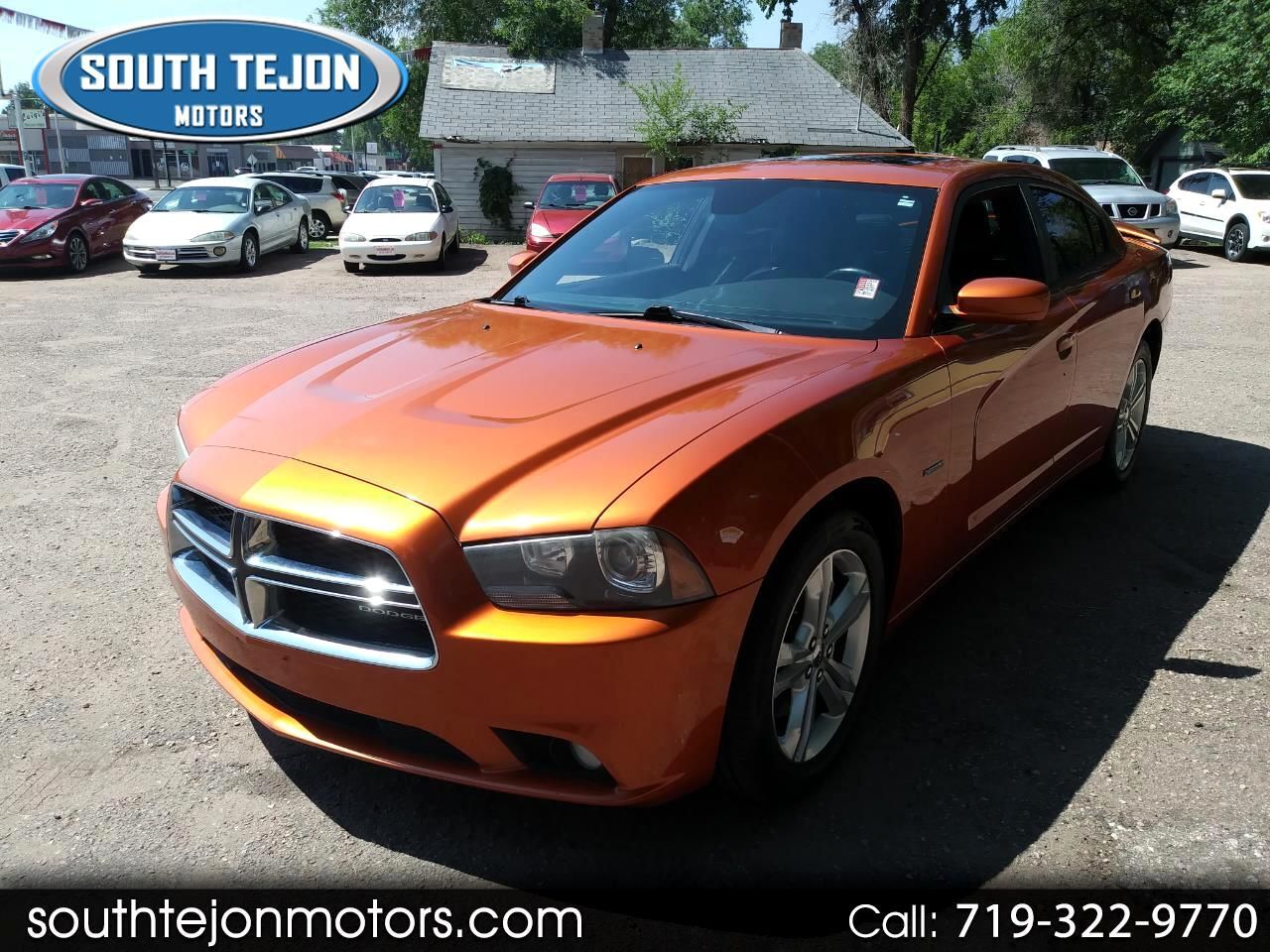 Dodge Charger R/T AWD 2011