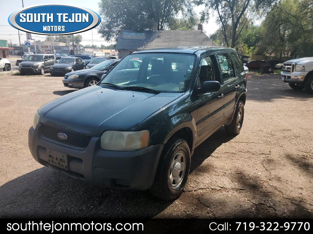 Ford Escape XLS Value 2WD 2003