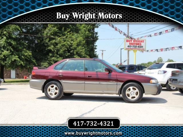 1999 Subaru Legacy Sport Utility Sedan