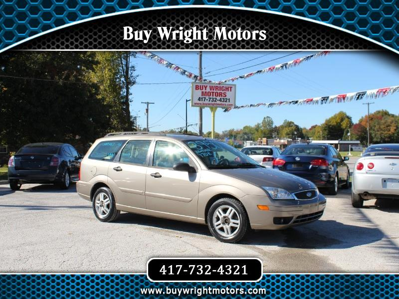 2005 Ford Focus Wagon ZXW SE