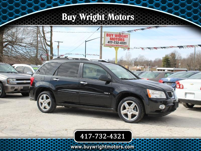 2008 Pontiac Torrent FWD GXP