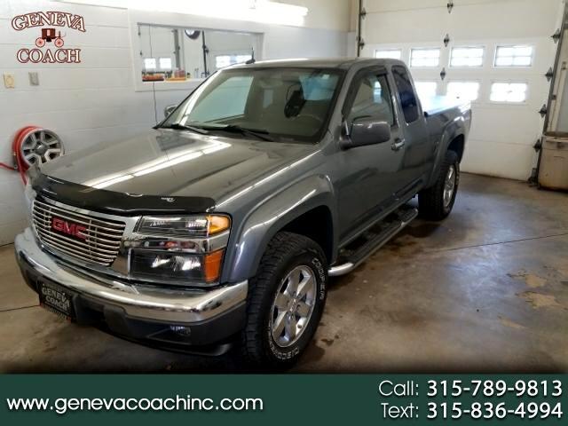 2012 GMC Canyon SLE Ext. Cab 4WD