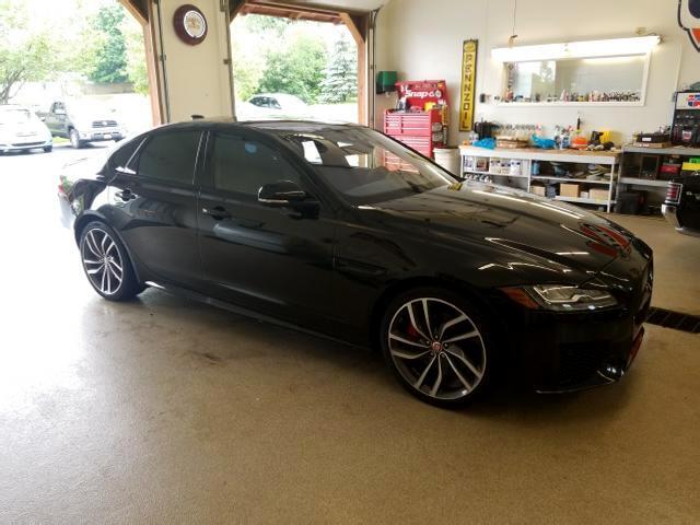 2017 Jaguar XF-Series 35t Premium AWD