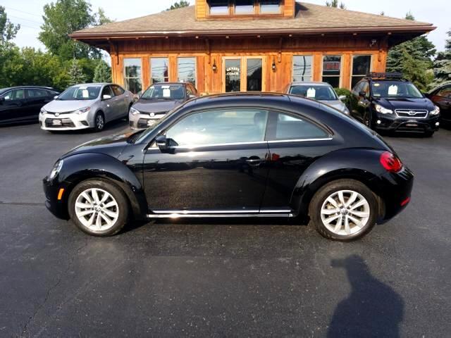 2013 Volkswagen Beetle TDI 6M