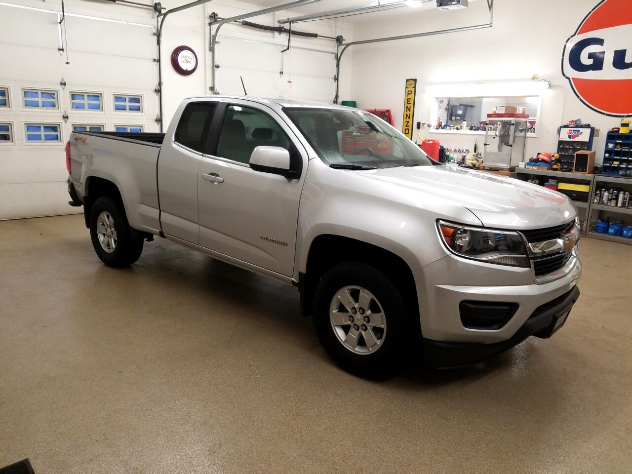 2016 Chevrolet Colorado 4WD Ext Cab 128.3