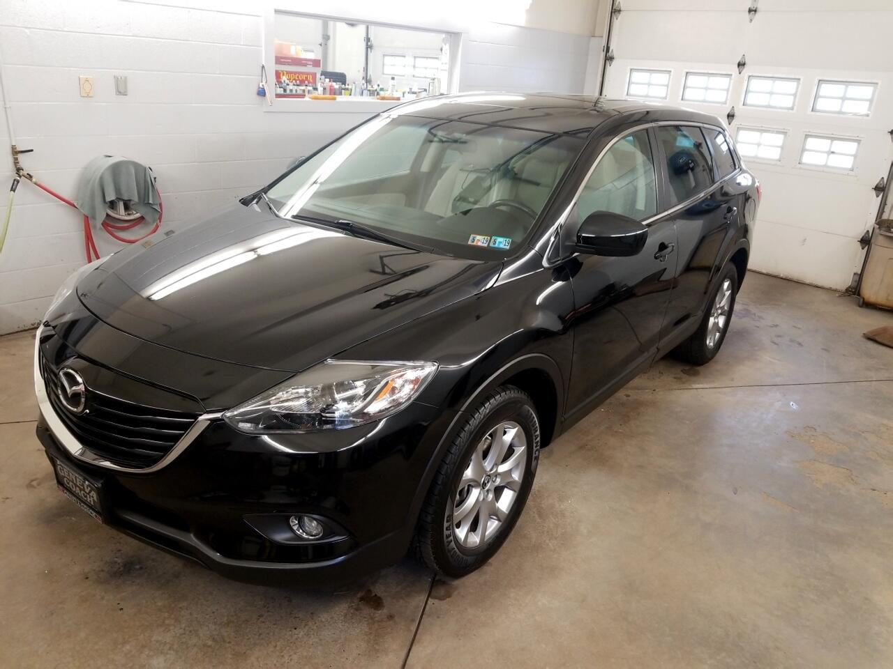 2014 Mazda CX-9 AWD 4dr Touring