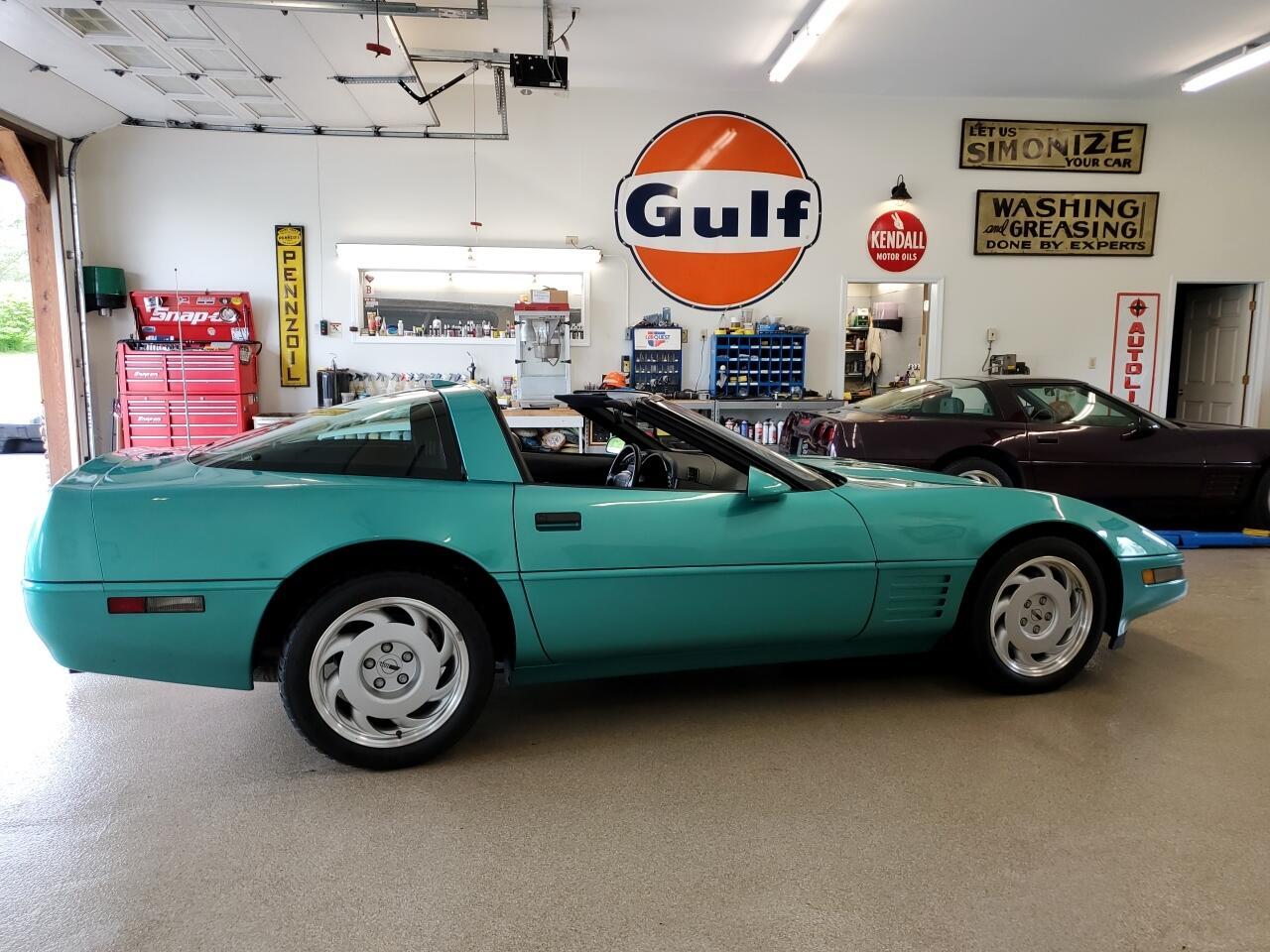 1991 Chevrolet Corvette 2dr Cpe ZR1 w/3ZR