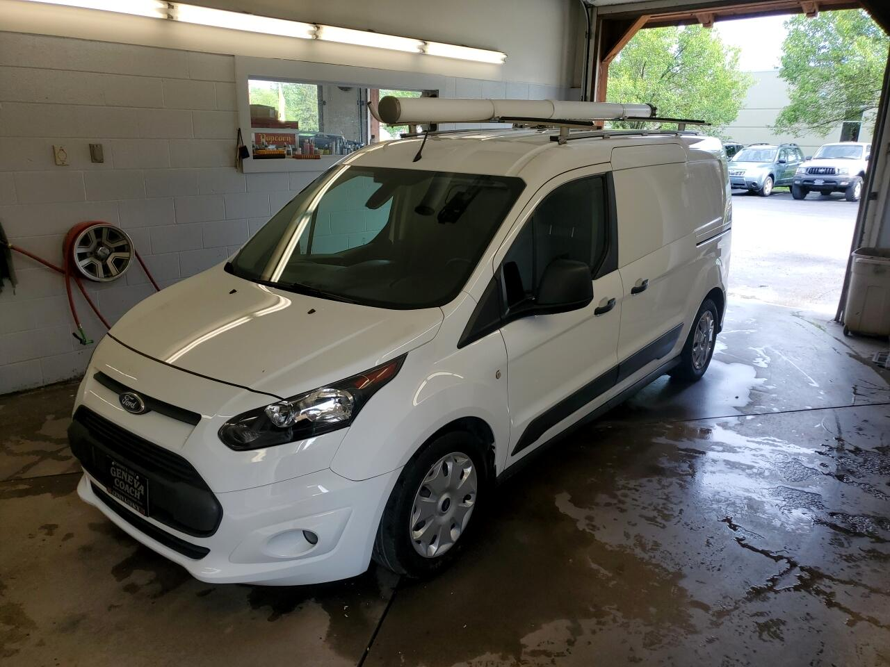 2015 Ford Transit Connect LWB XLT