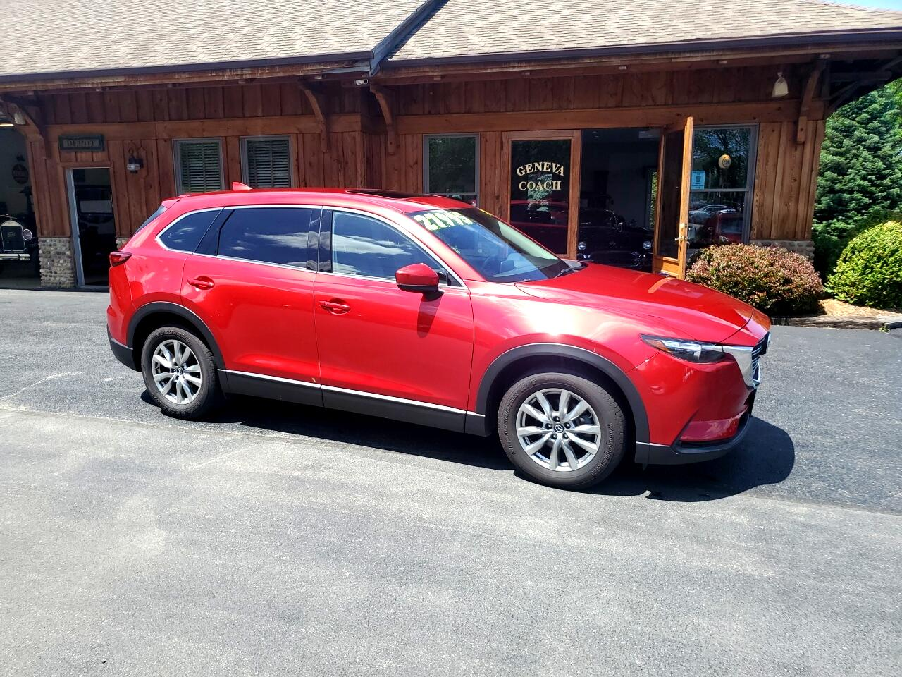 2016 Mazda CX-9 FWD 4dr Grand Touring
