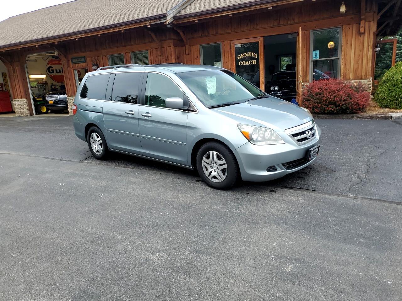 2007 Honda Odyssey 5dr EX