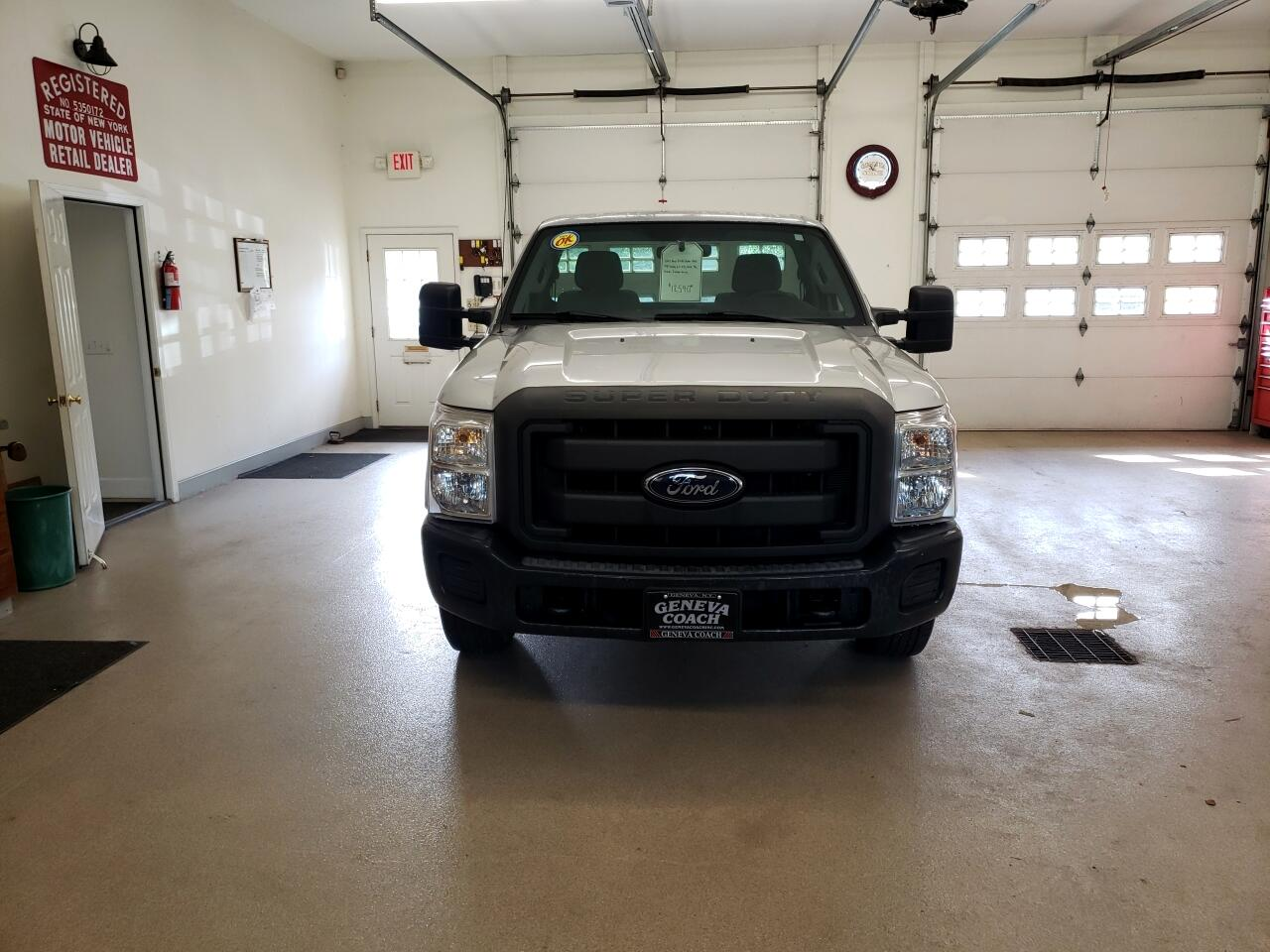 2012 Ford Super Duty F-250 SRW 2WD Reg Cab 137