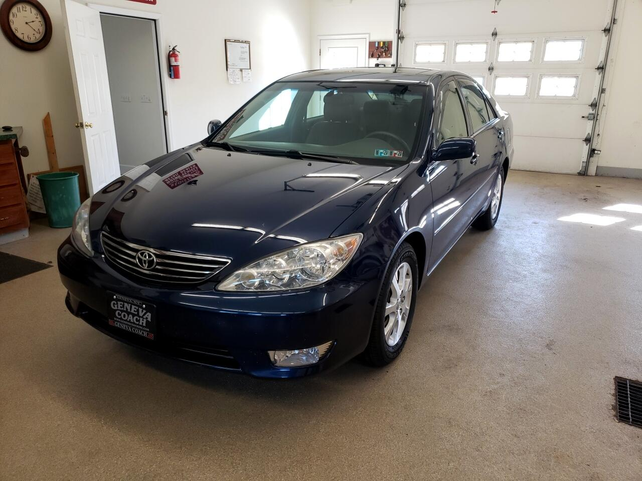 Toyota Camry XLE  2005