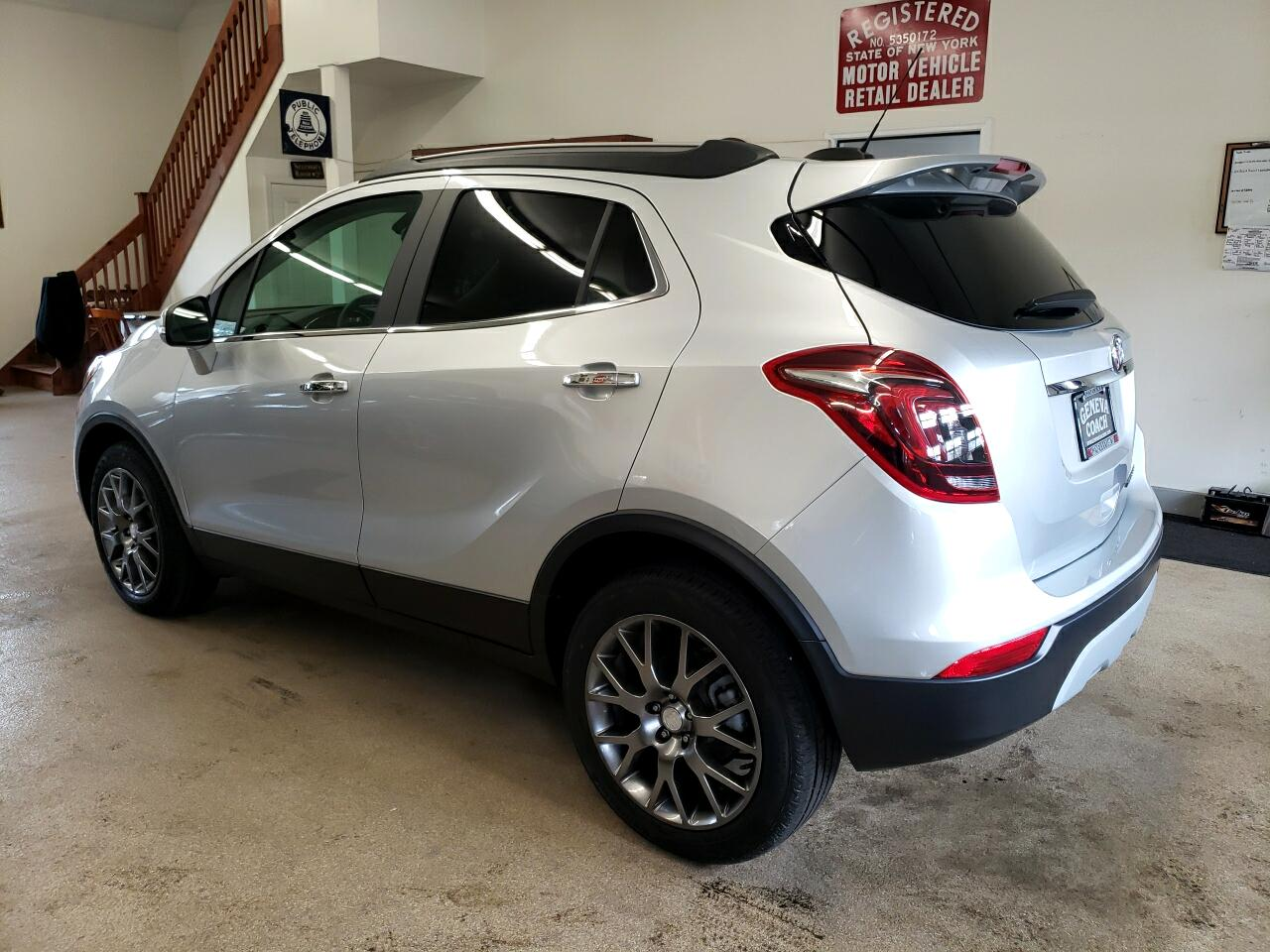 Buick Encore FWD 4dr Sport Touring 2019
