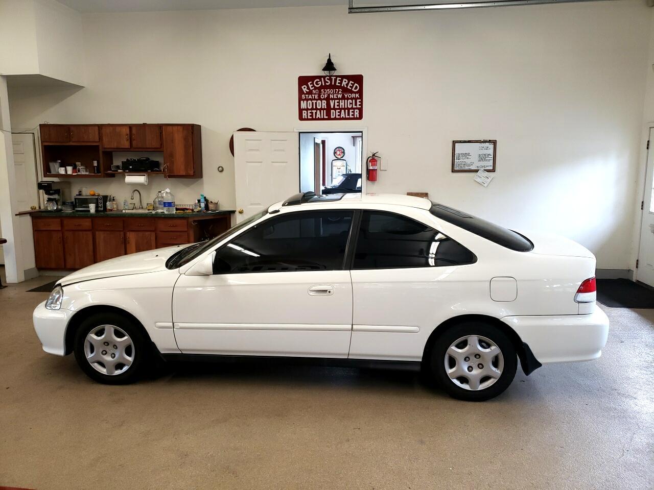 Honda Civic 2dr Cpe EX Auto 2000