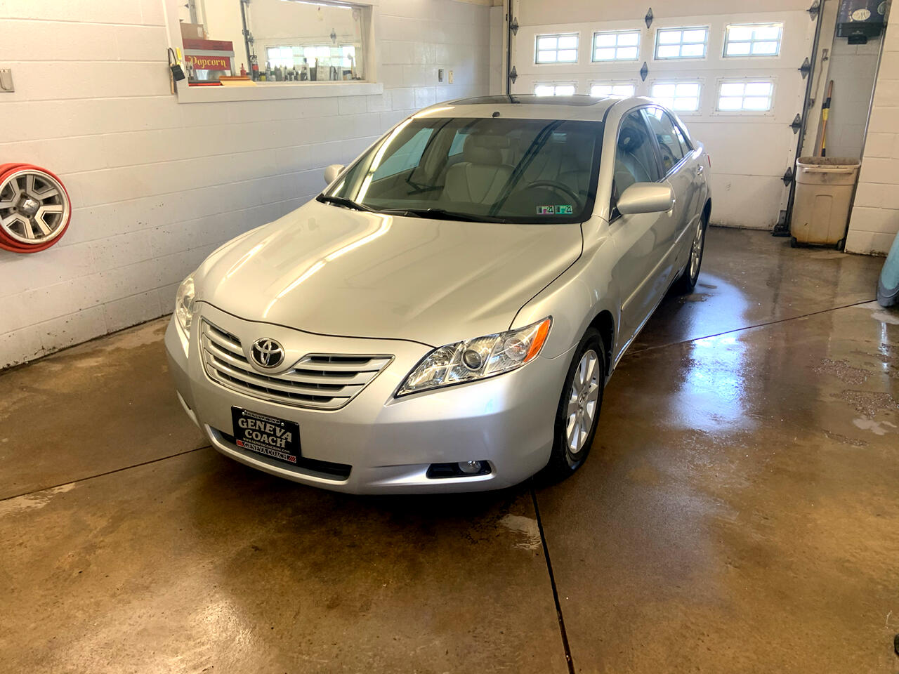 Toyota Camry 4dr Sdn V6 Auto XLE (Natl) 2009