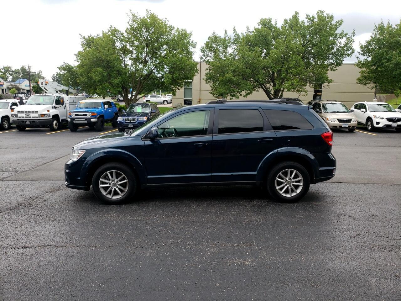 Dodge Journey FWD 4dr SXT 2014