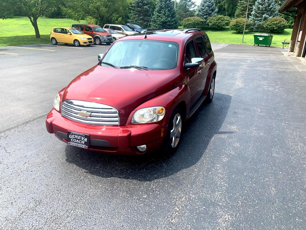 Chevrolet HHR FWD 4dr LT 2008