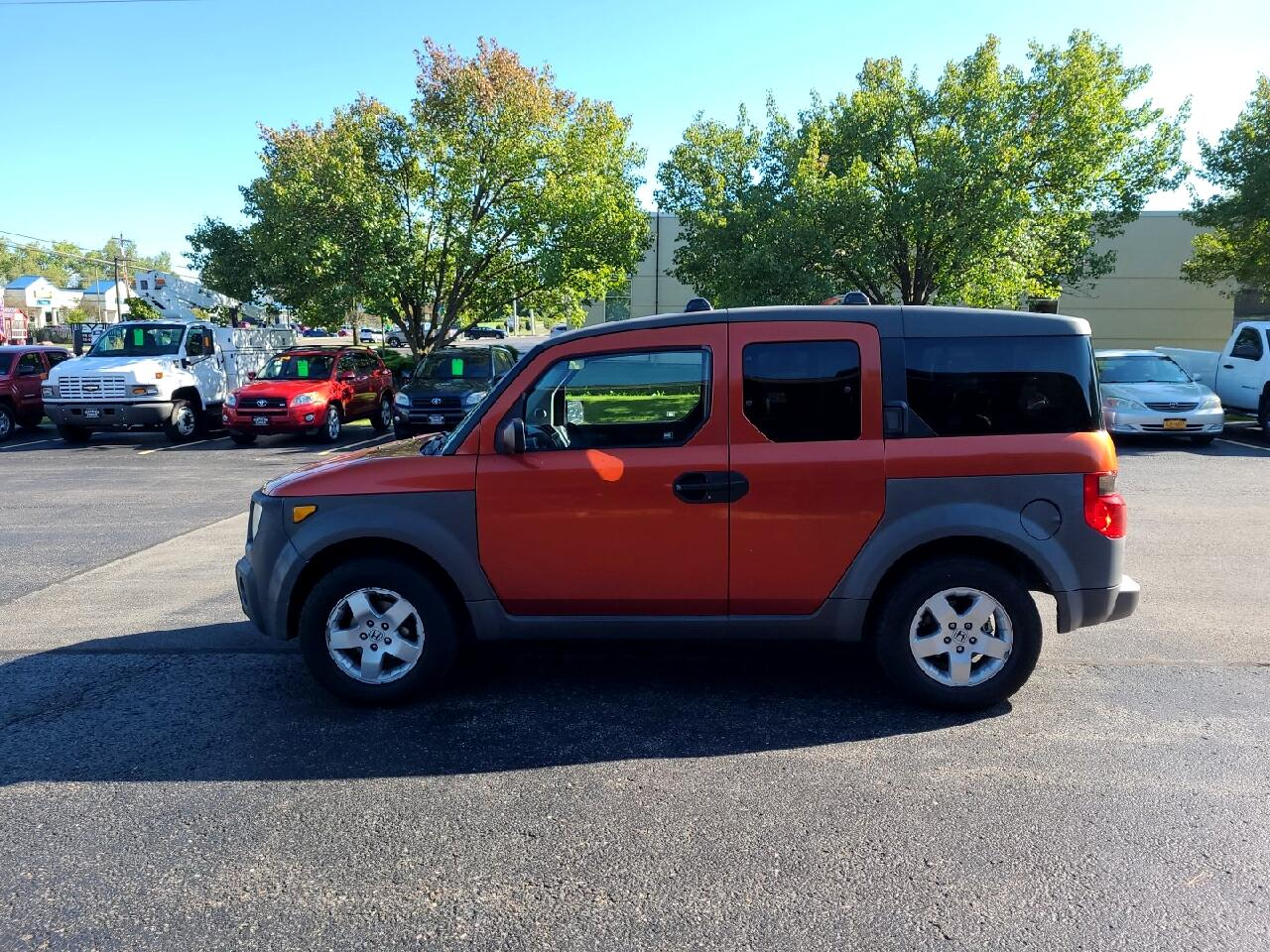 Honda Element 4WD EX Manual w/Side Airbags 2003