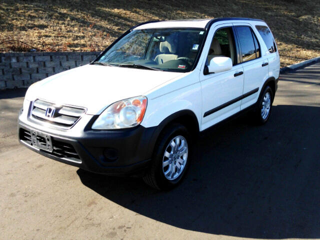 2006 Honda CR-V EX 4WD AT