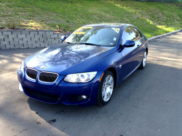 2011 BMW 3-Series 335i xDrive Coupe