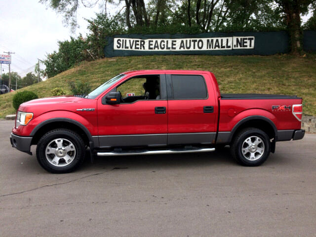 2009 Ford F-150 SuperCrew FX4