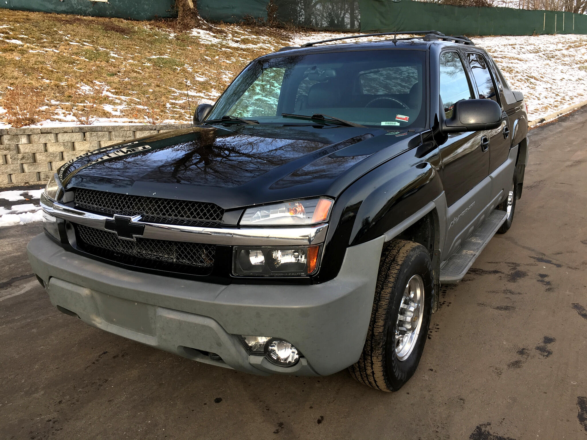 2002 Chevrolet Avalanche 2500 4WD