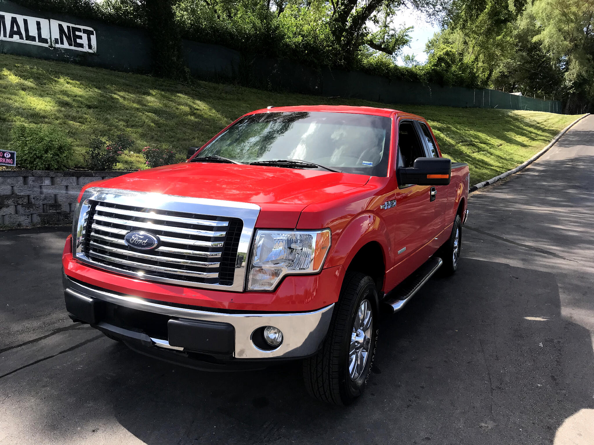 2012 Ford 150 Lariat SuperCab 6.5-ft. Bed 4WD