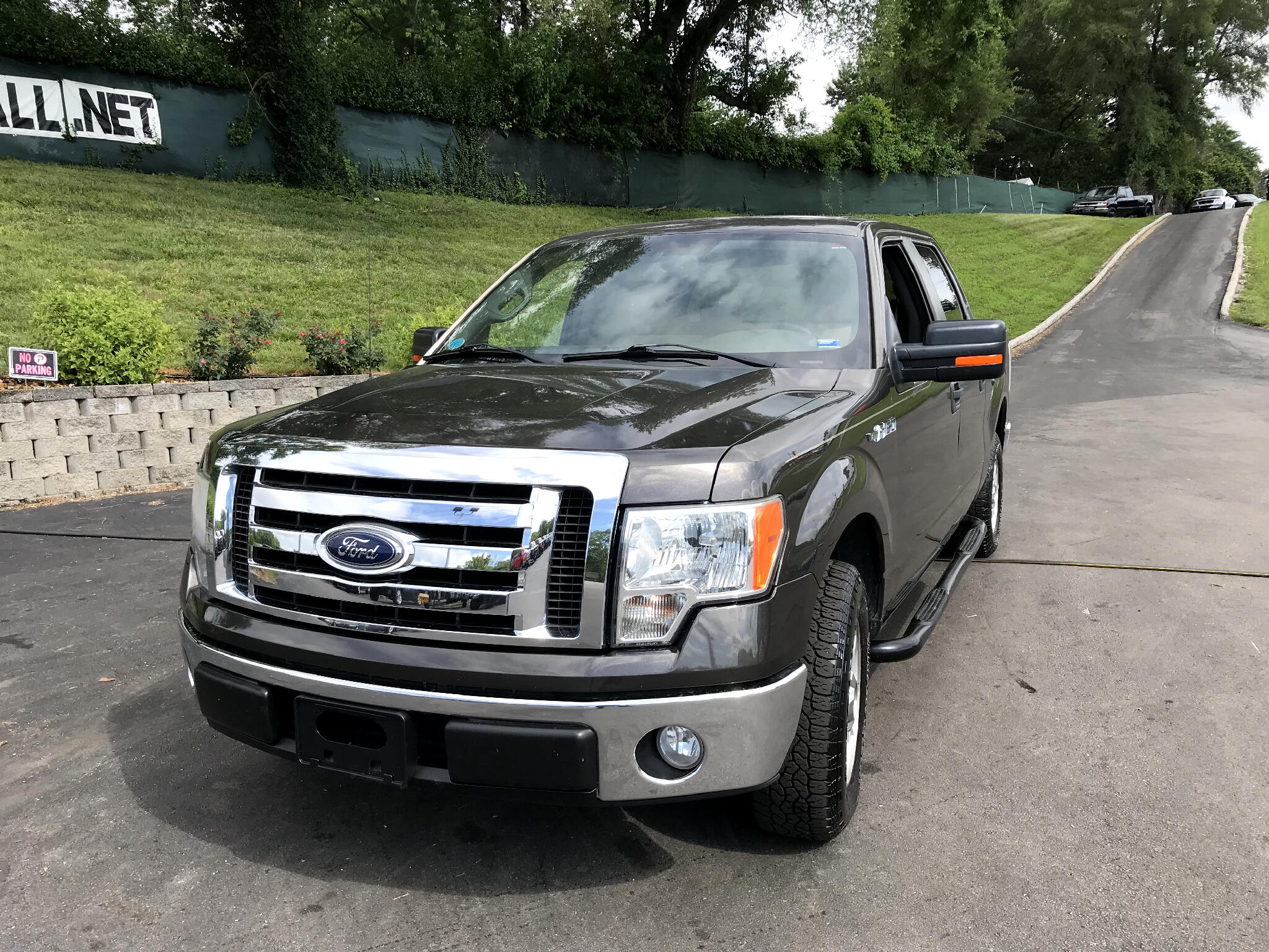 2009 Ford 150 XL SuperCrew 6.5-ft. Bed 2WD