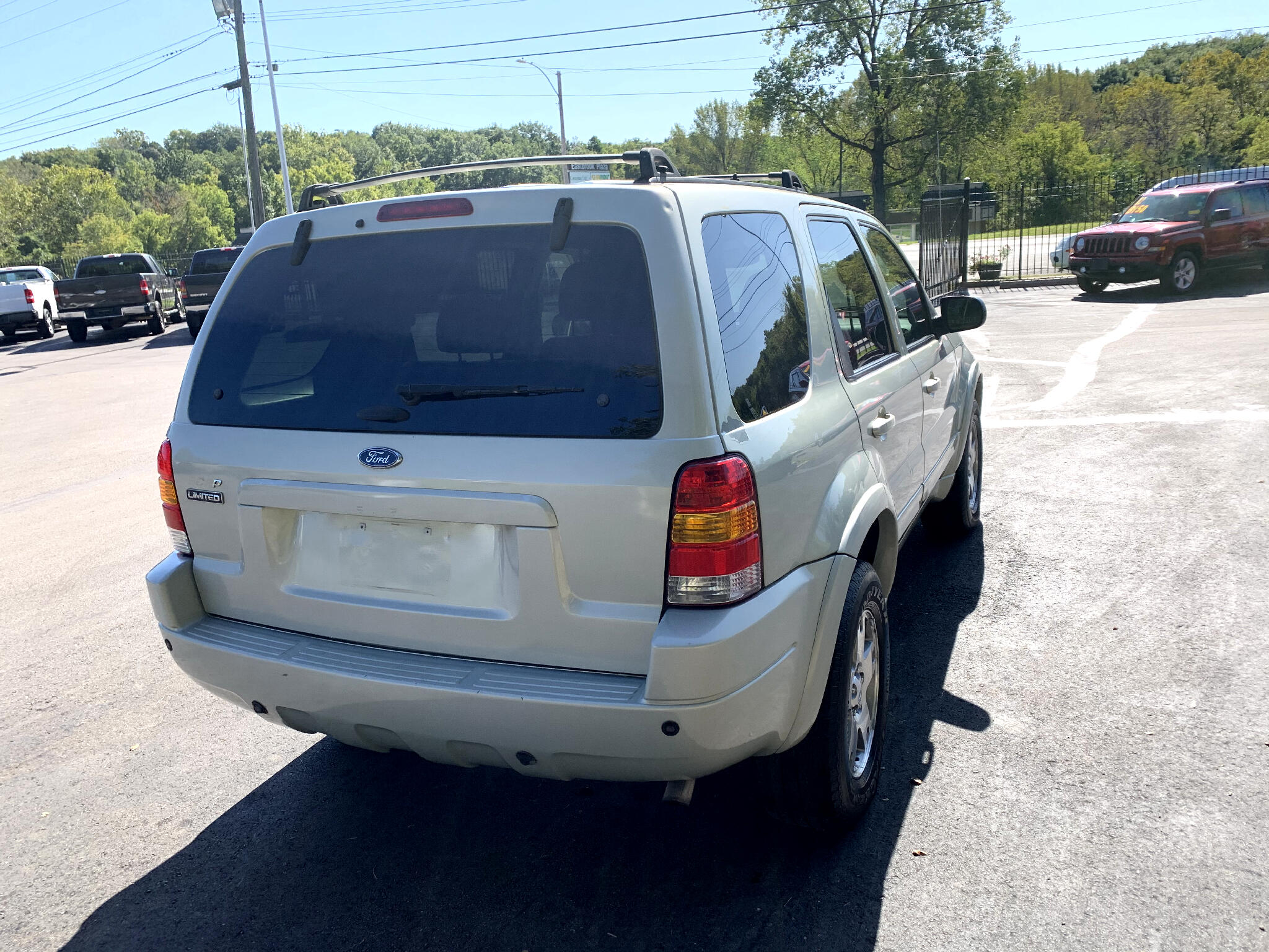 2003 Ford Escape Limited 2WD