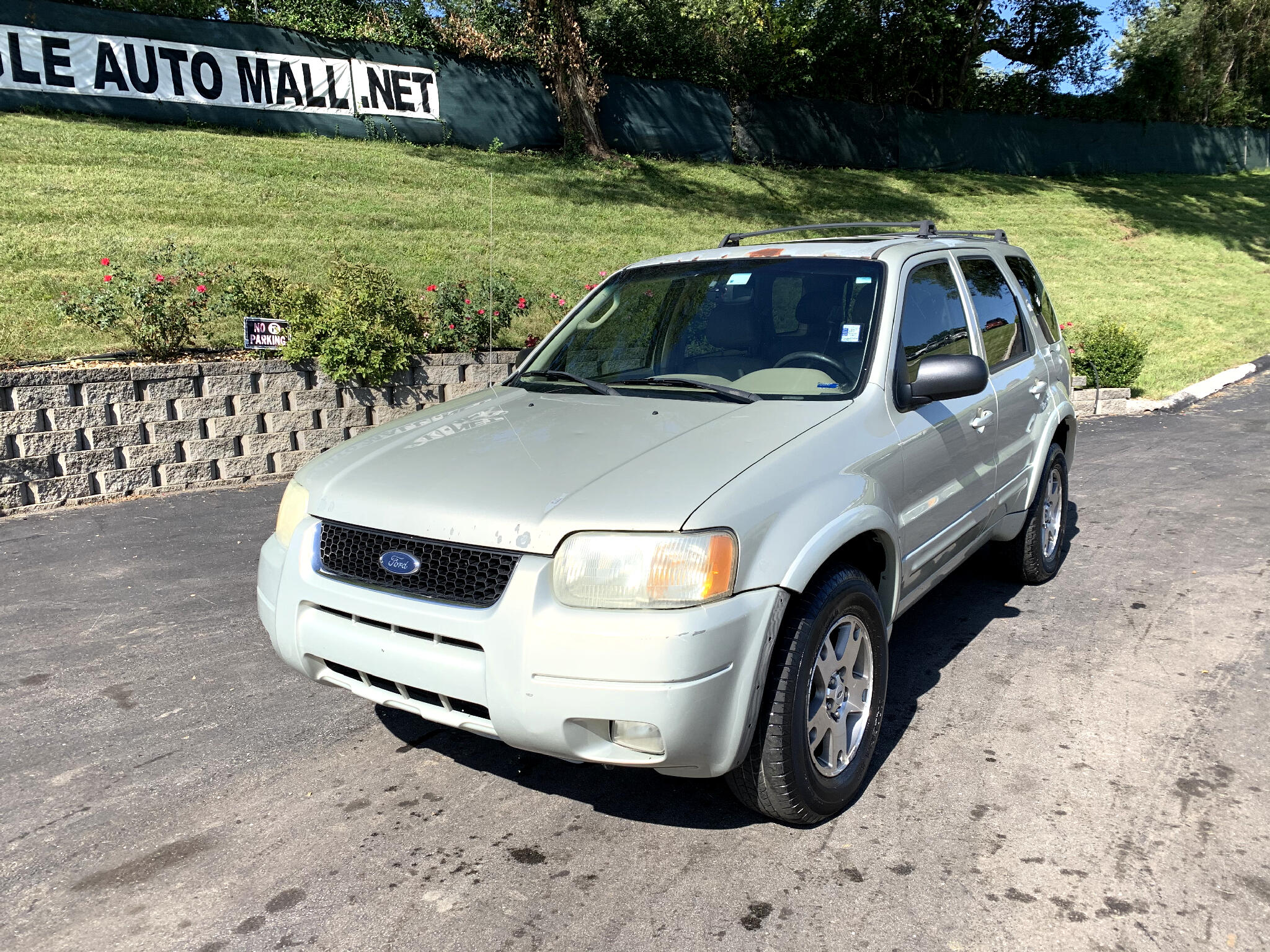Ford Escape Limited 2WD 2003