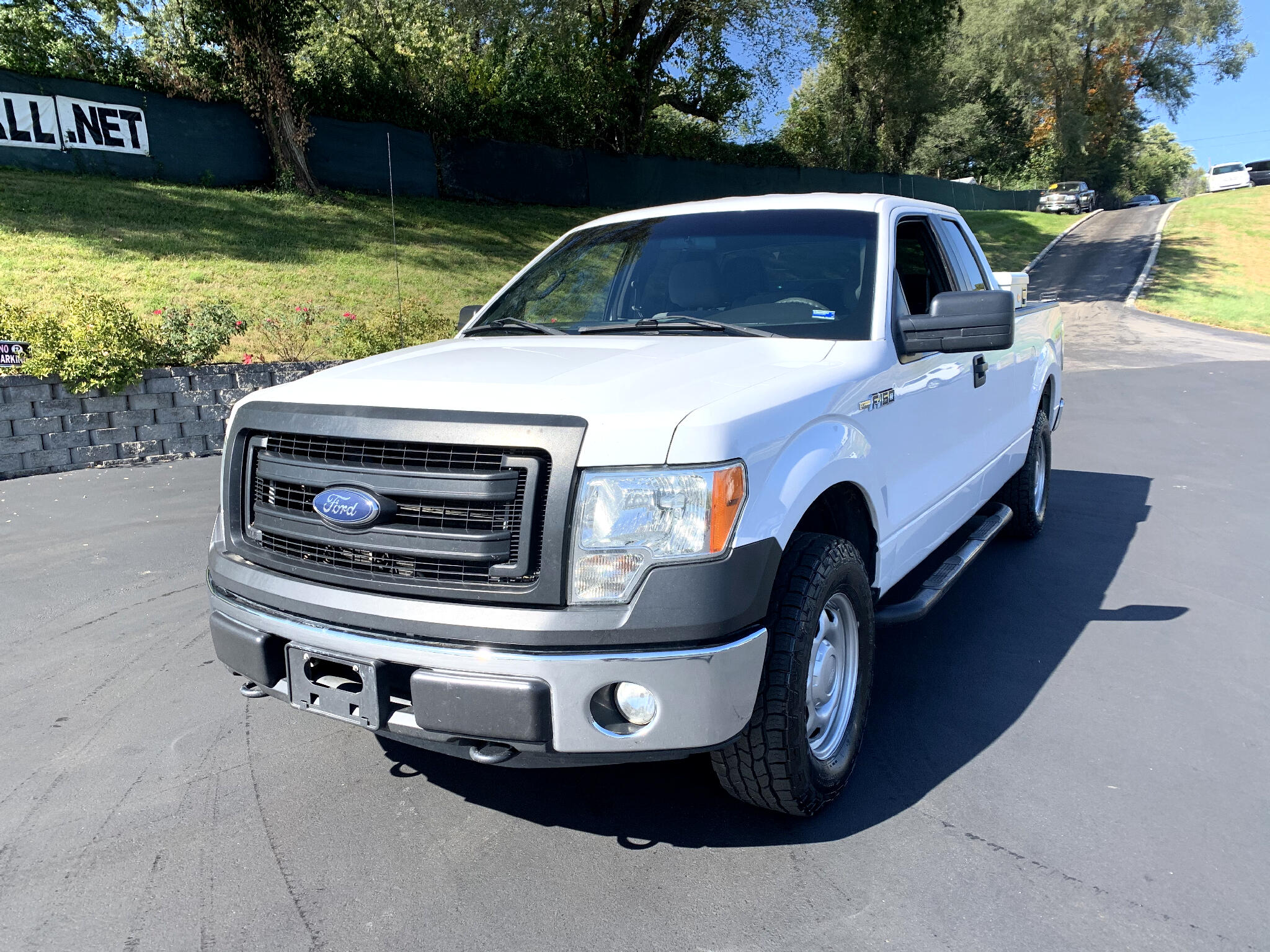 2014 Ford 150 Lariat SuperCab 6.5-ft. Bed 4WD