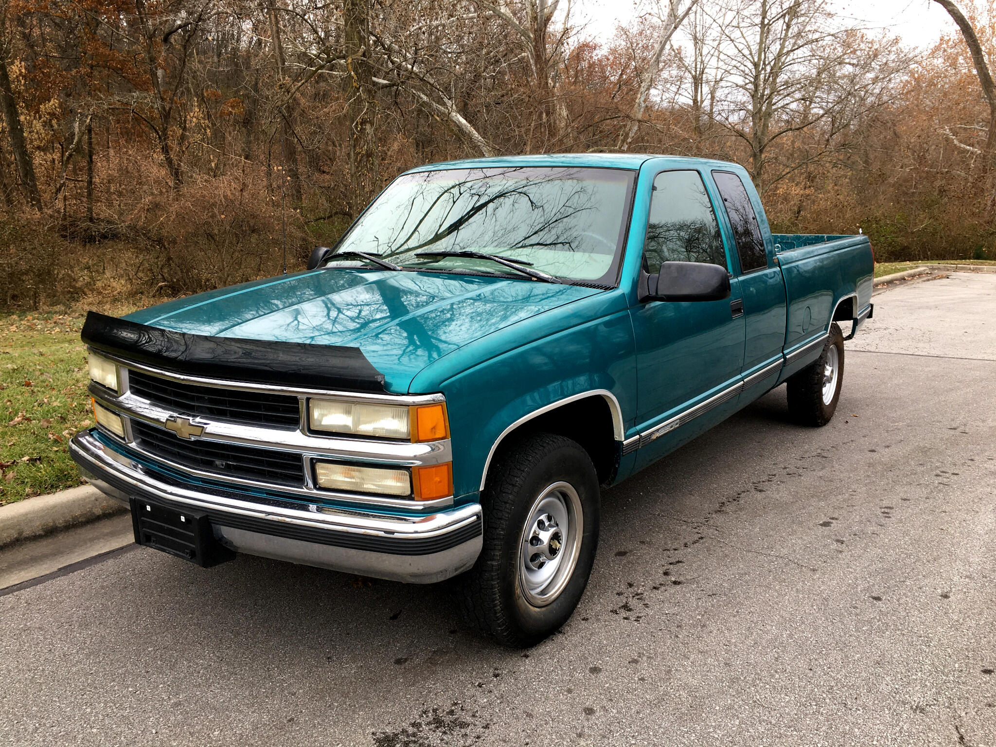 Chevrolet C/K 2500 Ext. Cab 6.5-ft. Bed 2WD 1995