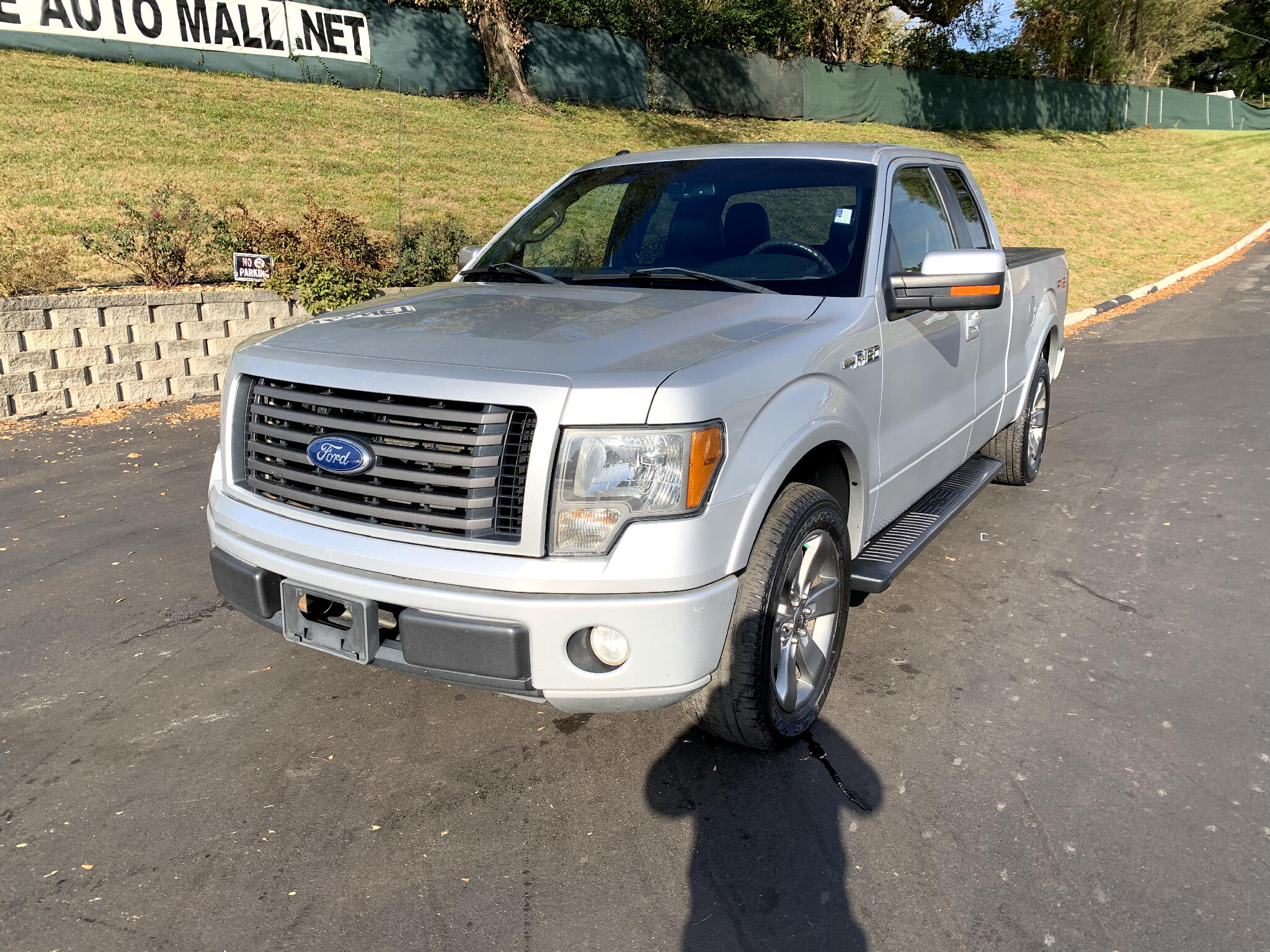 Ford F-150 Lariat SuperCab 6.5-ft. 2WD 2010