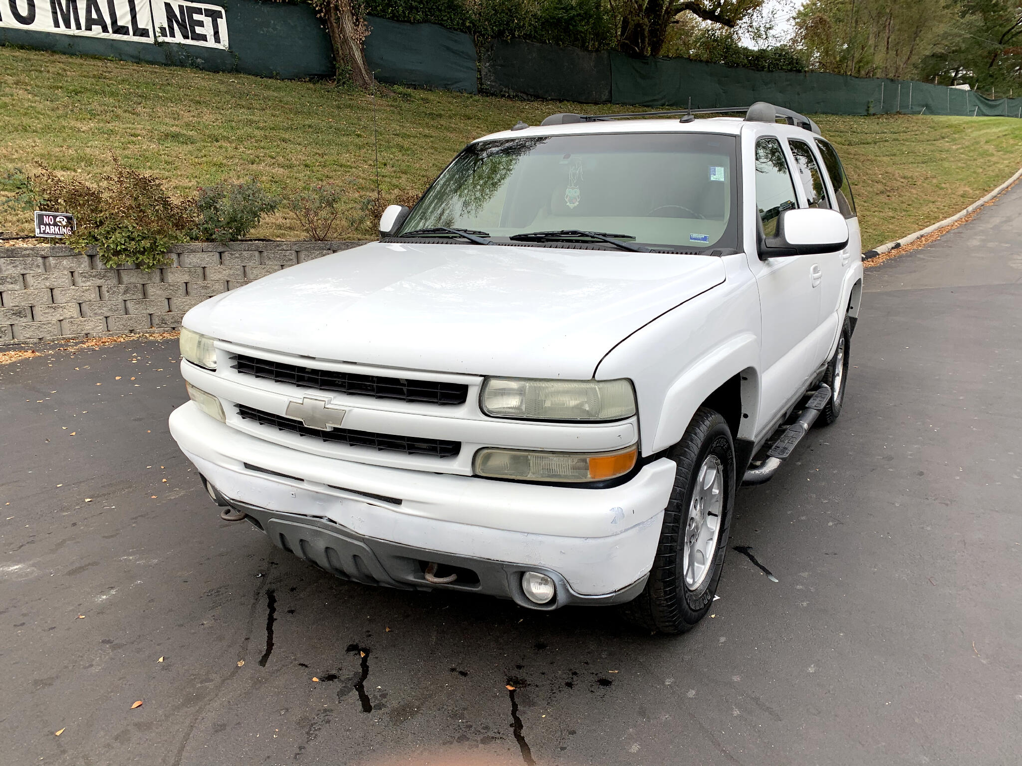 Chevrolet Tahoe 1500 4dr 4WD 2003