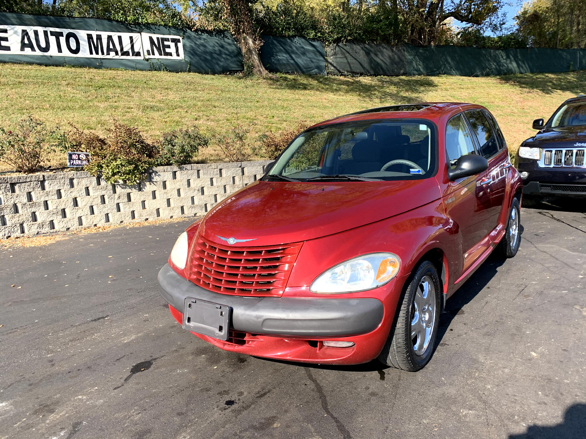 Chrysler PT Cruiser Touring Edition 2002