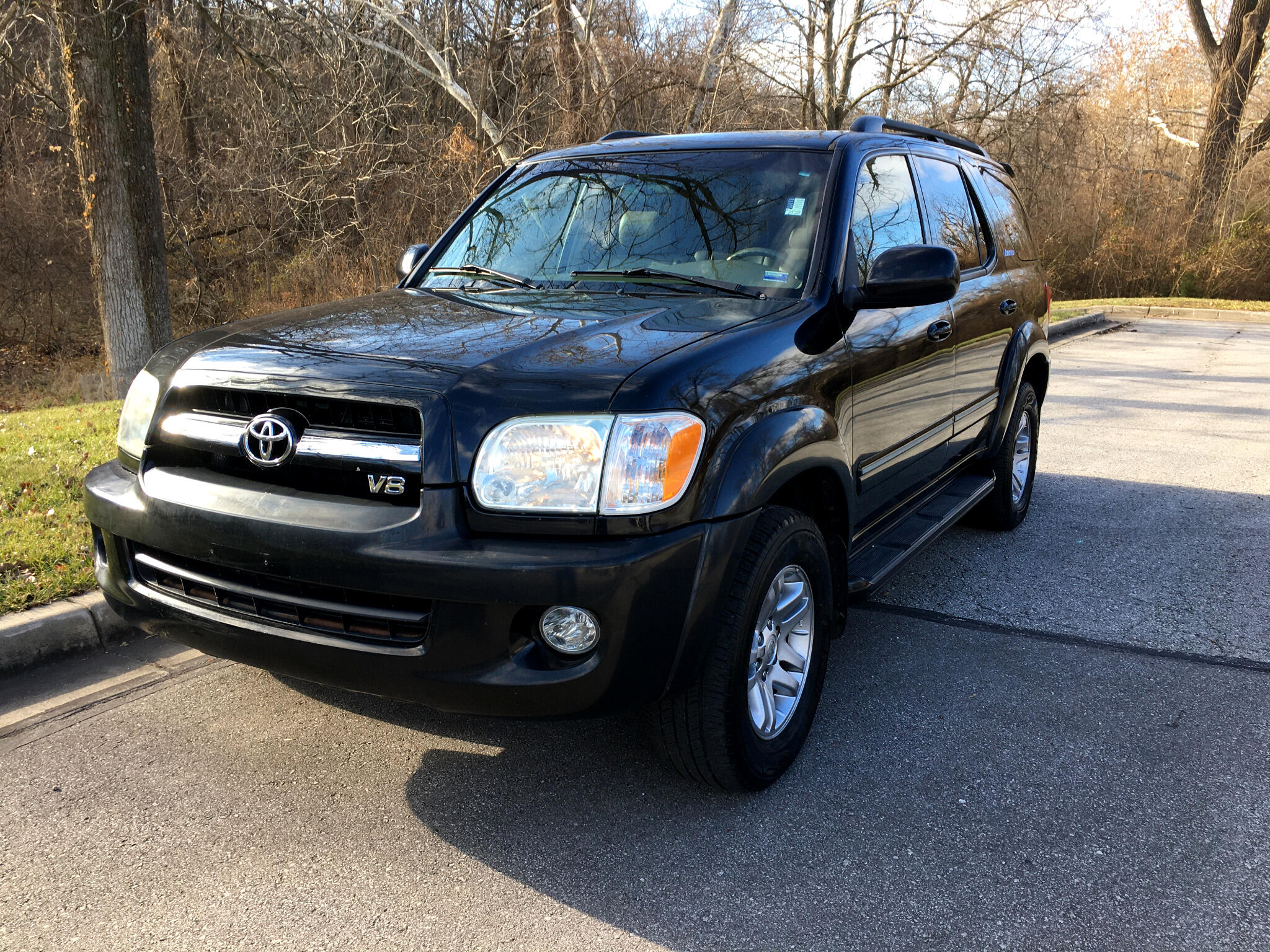 Toyota Sequoia Limited 4WD 2005
