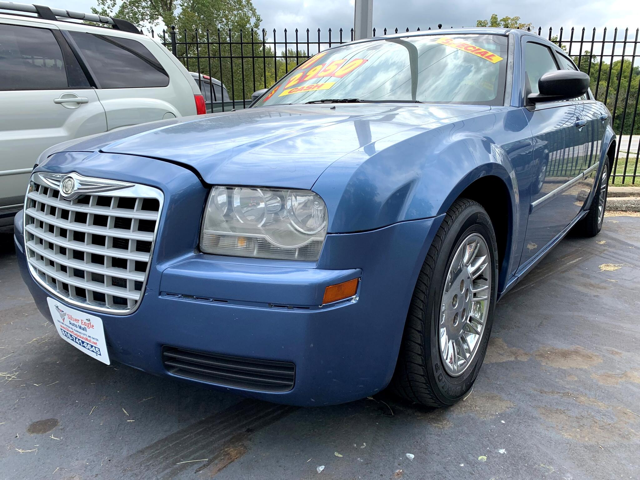 Used 2007 Chrysler 300 For Sale In Kansas City Mo 64150 Silver Eagle Auto Mall