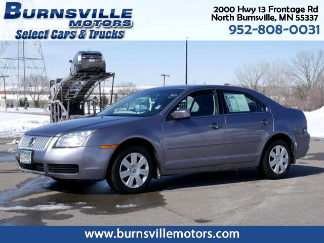 2007 Mercury Milan Base