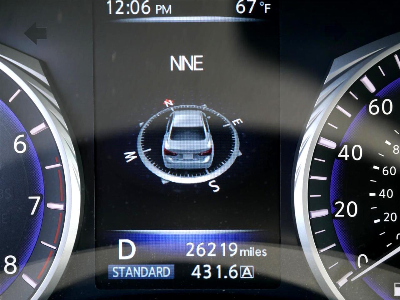 2016 Infiniti Q50 2.0t AWD