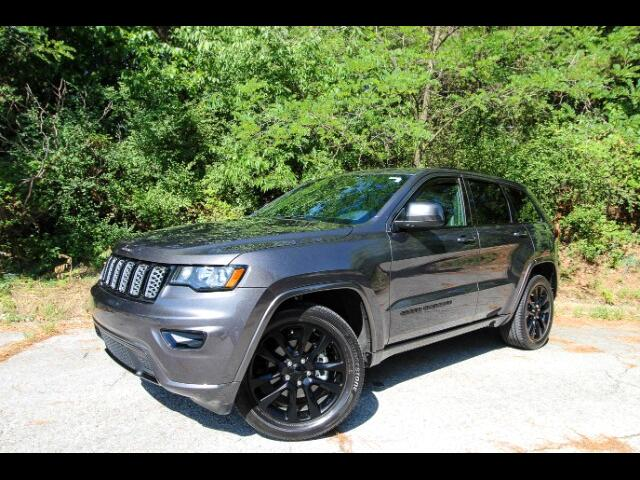 2017 Jeep Grand Cherokee 4WD 4dr Altitude