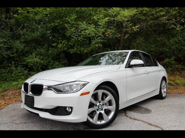 2013 BMW 3-Series 335i Sedan