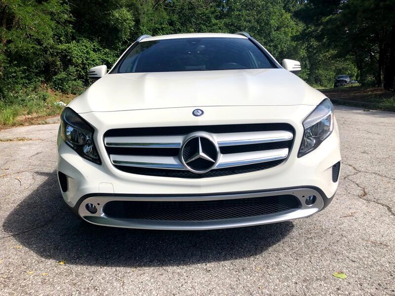 2016 Mercedes-Benz GLA-Class GLA250
