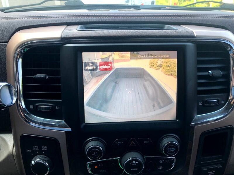 2014 RAM 3500 Laramie Longhorn Mega Cab 4WD DRW