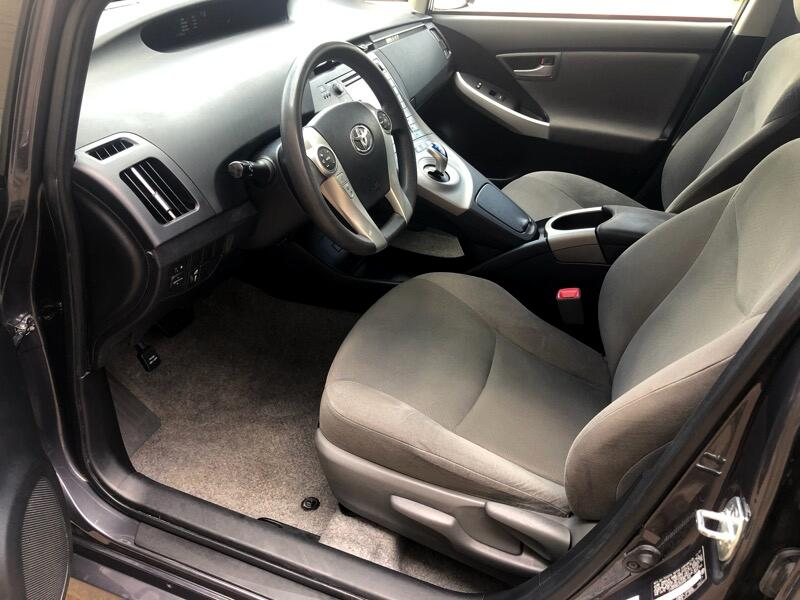 2013 Toyota Prius 5dr HB III (Natl)