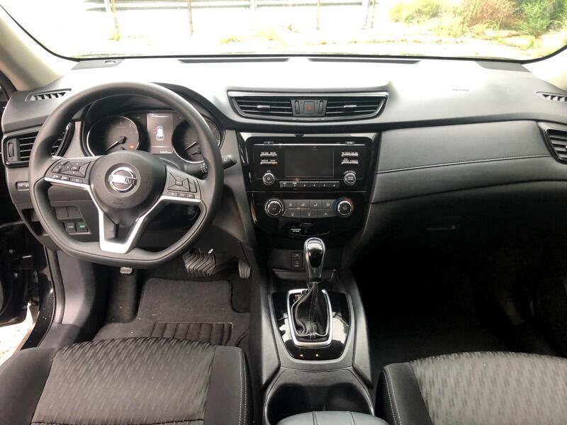 2017 Nissan Rogue 2017.5 S AWD