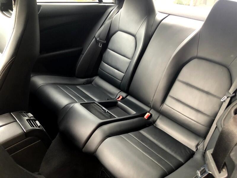 2013 Mercedes-Benz E-Class E550 Coupe