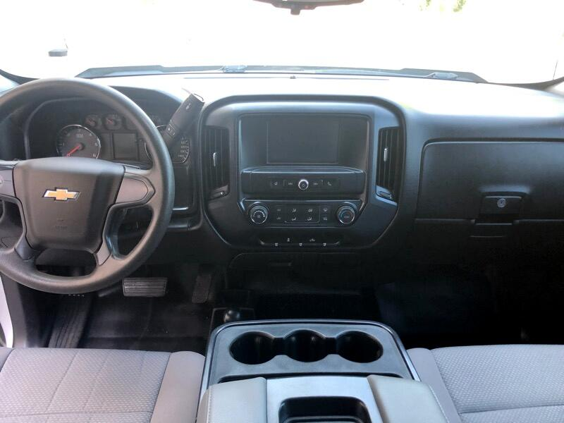 2017 Chevrolet Silverado 1500 LS Crew Cab Short Box 4WD
