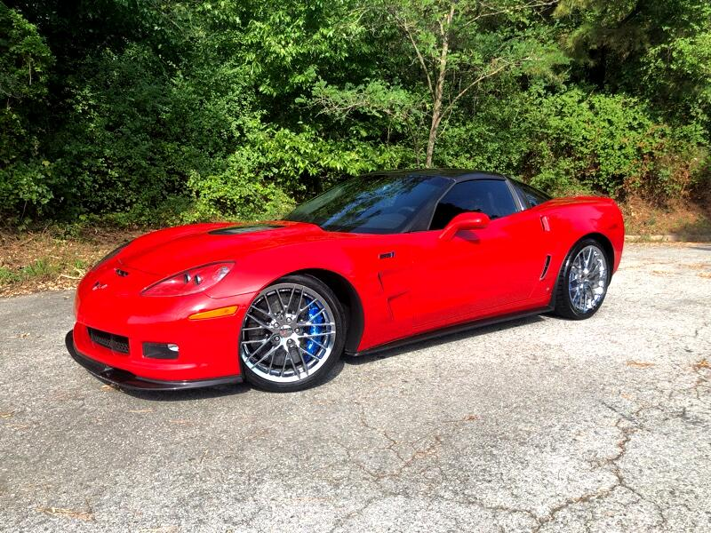 2009 Chevrolet Corvette ZR1 ZR-1